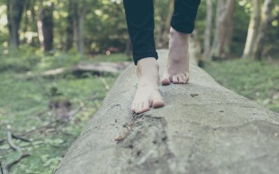 Healthy feet require space to move well